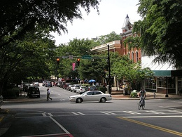 Athens, Georgia's sixth-largest city