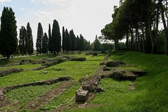 The ancient inland port of Aquileia