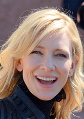 Cate Blanchett of the Sydney Theatre Company.