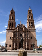 Chihuahua Cathedral, Mexico (1725-1792[77])
