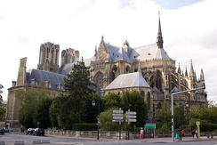 Reims cathedral and Palace of Tau