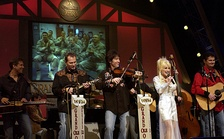 Dolly Parton at the Opry in 2005