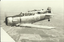 The North American T-6 Texan provided training for FAP pilots
