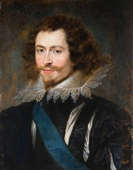 George Villiers, 1st Duke of Buckingham, by Peter Paul Rubens, 1625