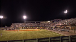 The Hank Aaron Stadium.