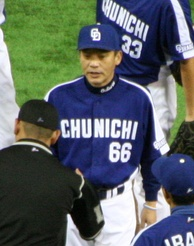 NPB Hall of Famer Hiromitsu Ochiai is the only player to have won three batting Triple Crowns in any league.