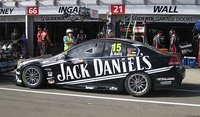 Kelly placed 14th in the 2012 V8 Supercars Championship driving a Holden VE Commodore
