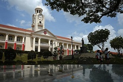 Hwa Chong Institution was the first Chinese institution of learning in Southeast Asia in 1919