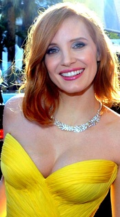 Jessica Chastain, Best Actress winner