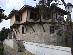 Muhammad Ali's birthplace in Kavala, now in northeastern Greece.