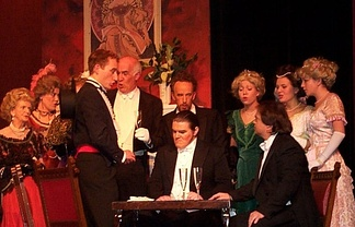 Act 2, scene 2 from Fife Opera's 2004 production