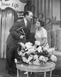 Ralph Edwards and Lillian Roth (1954)