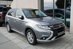 The Mitsubishi Outlander P-HEV is the world's all-time best selling plug-in hybrid. Cumulative global sales reached 200,000 units in April 2019.[1]