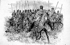 The cavalry of the Mossi Kingdoms were experts at raiding deep into enemy territory, even against the formidable Mali Empire.