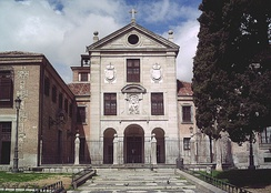 Royal Convent of La Encarnación (façade)