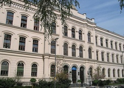 The first complete Realschule (technical grammar school) was established in Ljubljana in 1871.