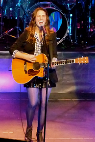 Two-time nominee Sara Bareilles