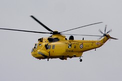 Royal Air Force Westland Sea King