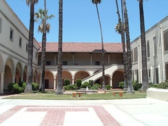 Torrance High School was used as a primary filming location for the fictional West Beverly High School.