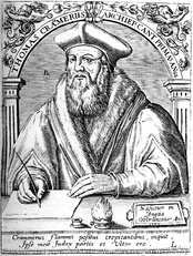 Thomas Cranmer headed the committee that authored the Bishop's Book.