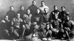 University of Wisconsin football team in 1903