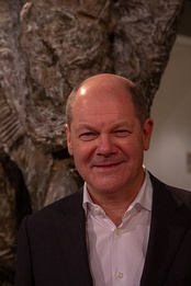 The 18th Vice-Chancellor of Germany, Olaf Scholz