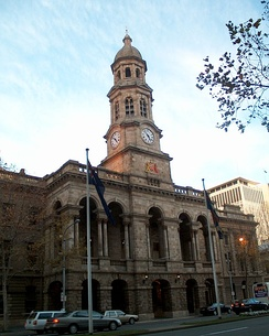The Adelaide Town Hall
