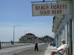 Ordinary life in New Jersey beach towns such as Asbury Park are the background to Springsteen's early lyrics