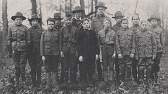 Boy Scouts, Troop 10, Columbus, Ohio, 1918
