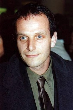 Berling at the 1998 César Awards ceremony.