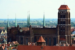 St. Mary's Church – the second largest brick church in the world
