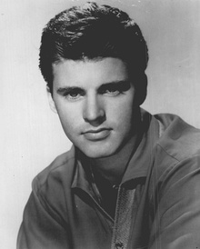 Ricky Nelson pictured in 1966