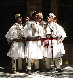 Folk group from Southern Albania