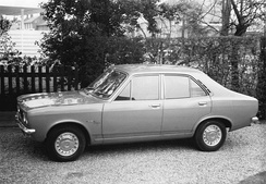 The Hillman Avenger was produced between 1970 and 1981.