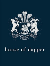 Coat of Arms of House of Dapper, a tailor based in The Netherlands[1]