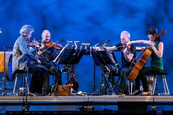 Kronos Quartet – winners in the classical category in 2011