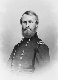 Major General Jacob D. Cox