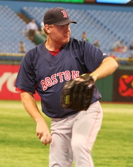 Curt Schilling beat the Yankees in the 2001 World Series while with the Arizona Diamondbacks and in the 2004 ALCS with the Boston Red Sox. He won two World Series with the Red Sox, 2004 and 2007.