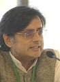 Shashi Tharoor, former Under-Secretary General at the United Nations (MA, 1976; Ph.D, 1978)
