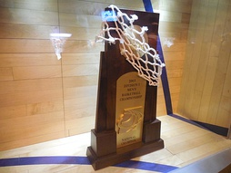 2003 NCAA Men's Basketball National Championship Trophy