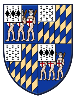 Arms of The Rt Hon. Edward Frederick Lindley Wood, 1st Earl of Halifax