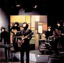 The Music Machine, featuring Sean Bonniwell, in 1966