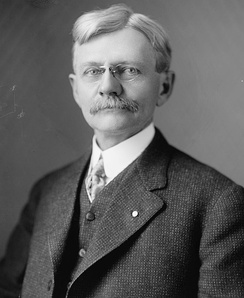 Senate PresidentThomas R. Marshall