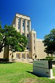 Tidwell Bible Building at Baylor University in Waco, Texas