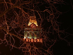 The Tribune Tower was the headquarters of the Oakland Tribune from 1924 until 2007.