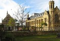 Bonython Hall & the Elder Conservatorium of Music (viewed from North Terrace).