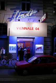 The Stadtkino during the Viennale 2004