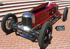 1925 Miller 122 Indianapolis 500 front wheel drive racer