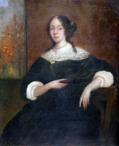 Abiah Folger Franklin, Francis' grandmother and namesake.