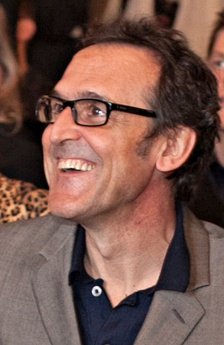 Alberto Iglesias at the Bremen Film Awards (2011)